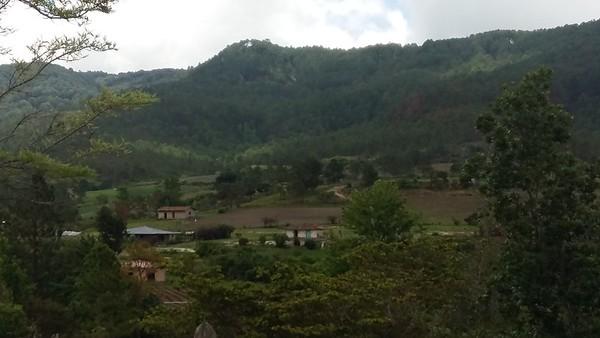 Manzaragua, Honduras, 2016