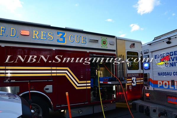Bethpage F.D OT Auto N/B Seaford Oyster Bay Expy @ Hempstead Turnpike 10-27-13