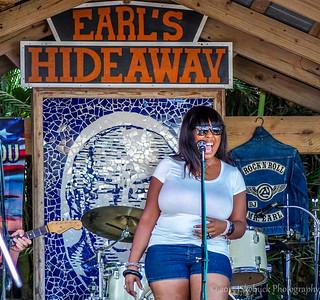 Annika Chambers at Earl's Hideaway 5 31 15