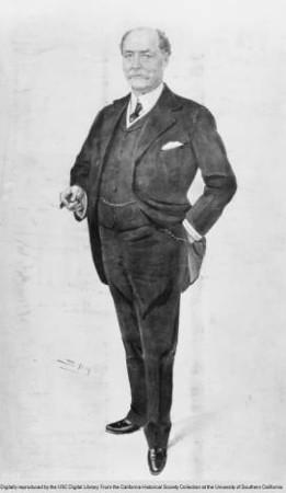 1889, Portrait of Sir J. Cliffton Robinson