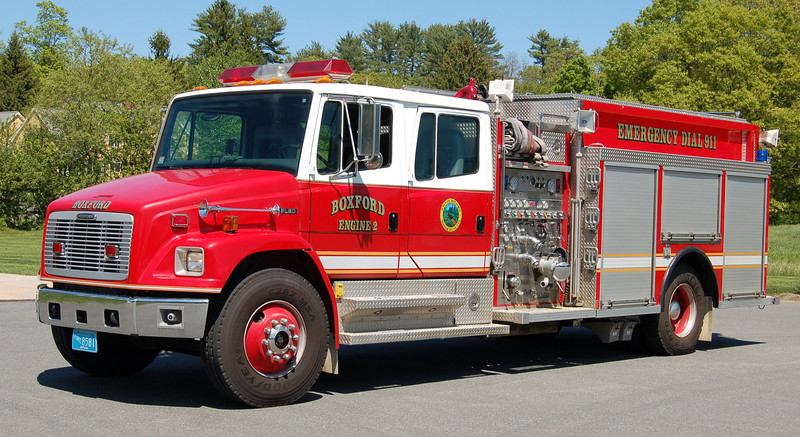 Engine 2 - Now E-6 1996 Freightliner/Central States   1500/1000