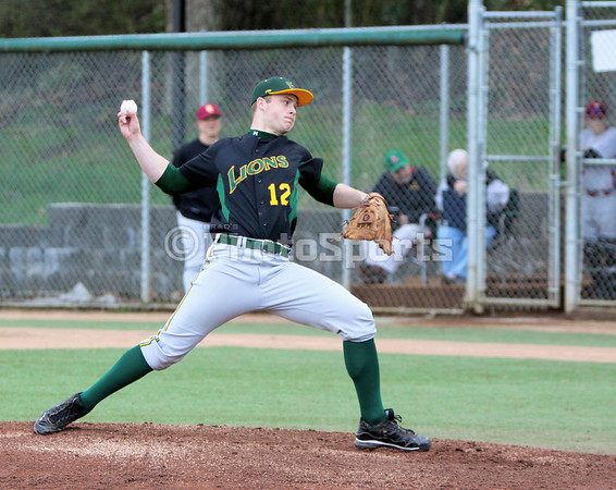West Linn vs Central Catholic April 3, 2012