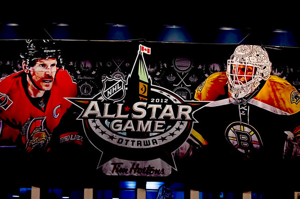 NHL All Star Skills Game 2012