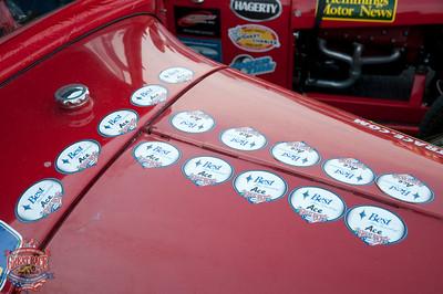 Great Race 2012--Day 8, Warren, Ohio to Findlay, Ohio