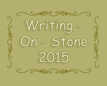 Writing On Stone Rodeo 2015