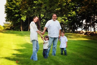 Marcus & Meghan Family