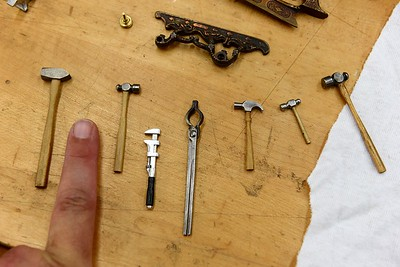 Small Scale Tool Making & Techniques with Terenzi