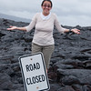 Maura Can't Understand Why the Roads Closed.