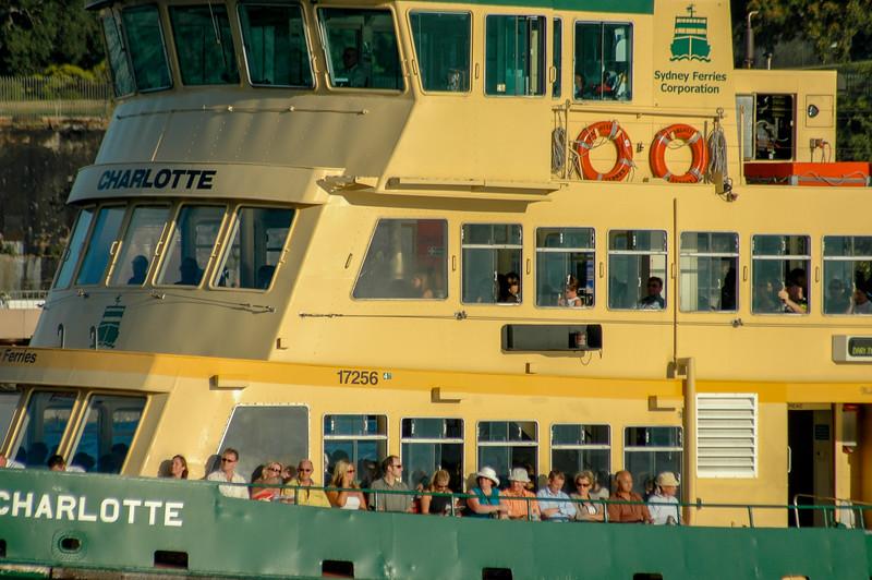 Sydney Ferry - Charlotte