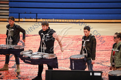 Marian University Knight Star Percussion