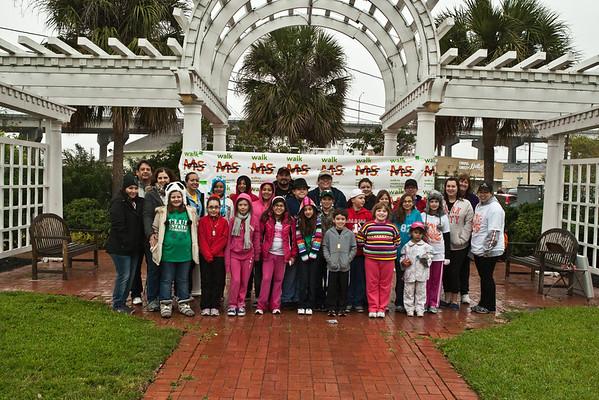 Walk MS: Corpus Christi Team Photos 2012
