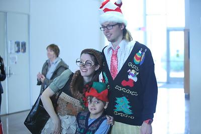 Wing It - Christmas Carol 3