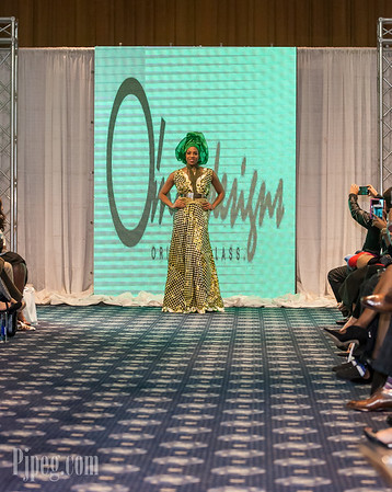O'mak Designs - DC Fashion Week 2017 Autumn / Winter Collections - DCFW