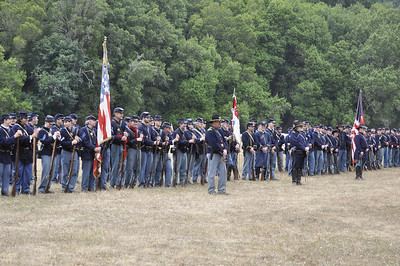Civil War Days 2012 - Duncans Mills