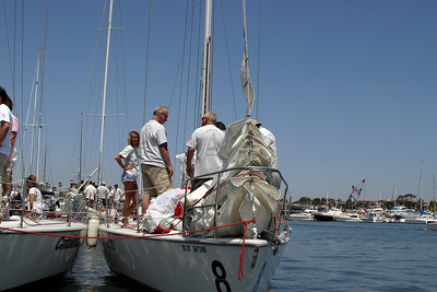 Sailing 101 Yacht Racing Part 3 (August 8, 2010)