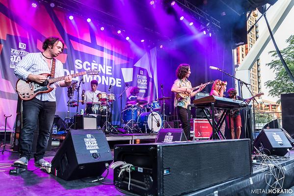 Altin Gün - Festival de Jazz de Montreal 2018