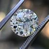 3.01ct Old European Cut Diamond 25