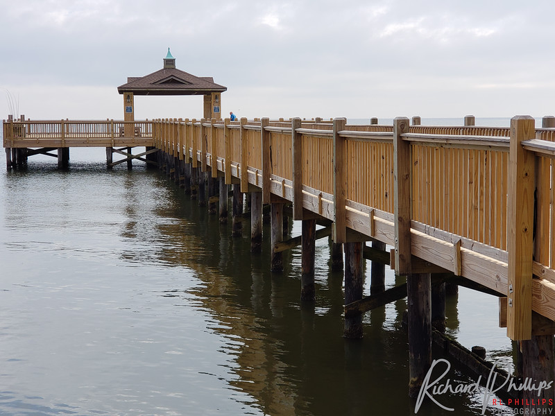 Fishing Pier at the Grand Hotel