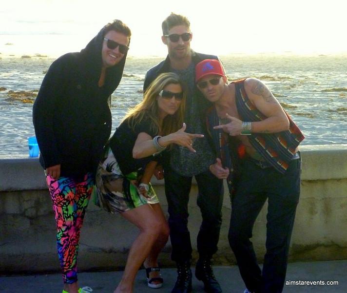 Aimstar & the Boyz