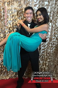 Campbell HS Junior Prom (Mobile Phone Party Pix)