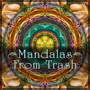 Mandalas From Trash