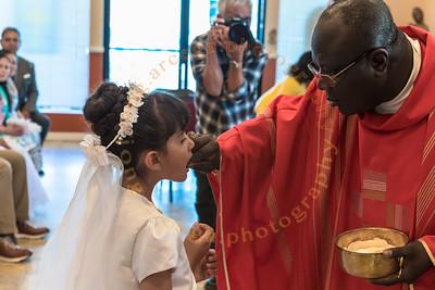 2018 HF Holy Communion 1