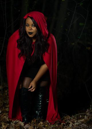 Gladys Red Riding Hood