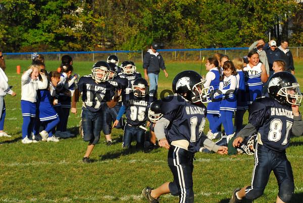 Wallkill Panther Stars vs Marlboro Orange - Cheerleading - 10-14-07