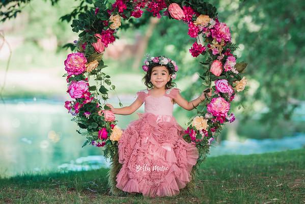 Jannat   /  Age 3 Princess