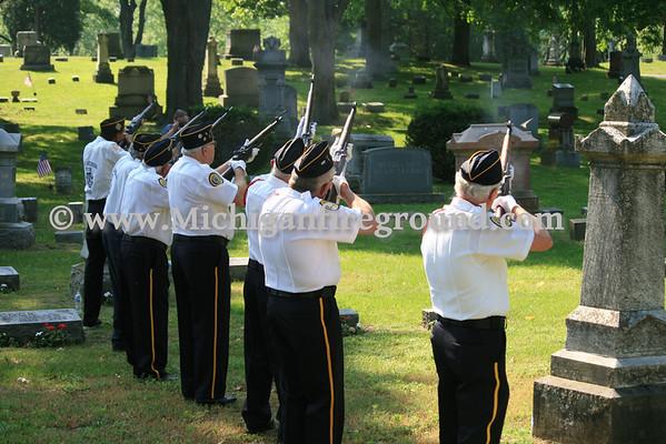 5/28/12 - Mason & Dansville Memorial Day parades