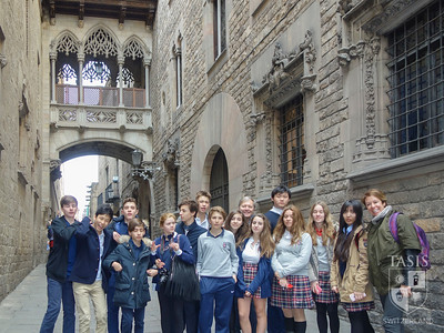 Spring Academic Travel - Middle School