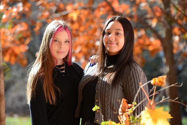 Brandy and Tori