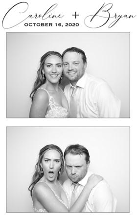 Caroline + Bryan