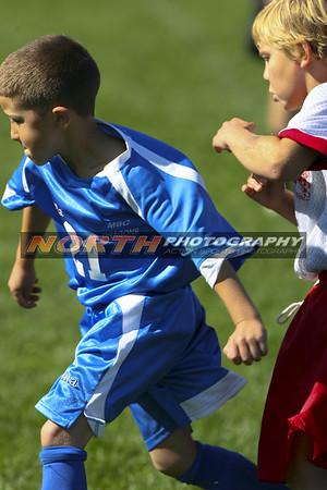 (U-9 Boys B) Bellport 2 vs. Mastic Dragons