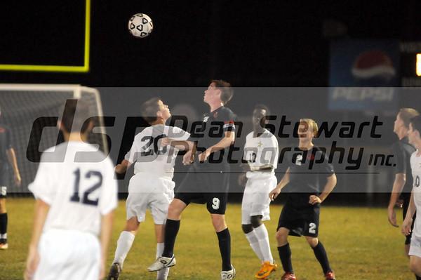 Cocoa Beach Boys soccer 11-14-11