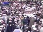 Janazah and Burial of Hazrat Khalifatul Masih IV