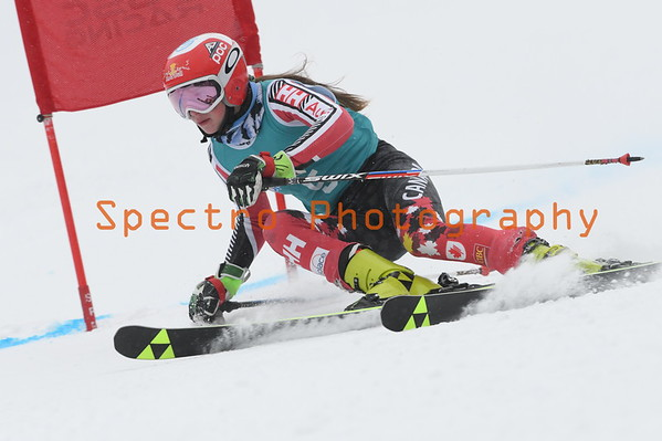OFSAA Alpine 2019 Open GS Girls