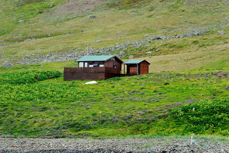 Aðalvík - Látrar. Nonnabær. 2013.