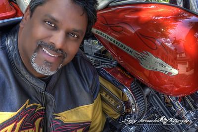 Sanjay Portraits