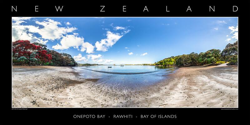 Onepoto Bay - Rawhiti Inlet