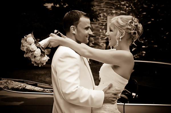 Pauline and Keith-Wedding
