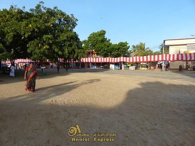 யாழ்  நல்லூர்கந்தசுவாமி கோவில் பதினொராம் திருவிழா