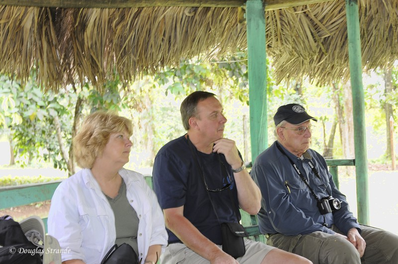 Cano Negro: Diane, Dave, John
