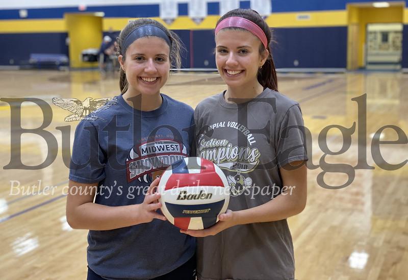 Samantha and Madeline Clark