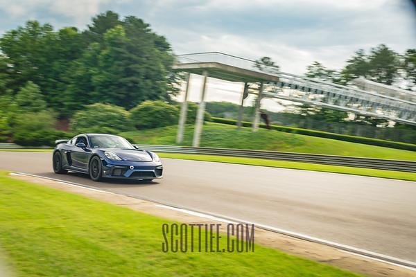 Alabama Region PCA Father's Day 2021 HPDE at Barber Motorsports Park 6/19-20/2021
