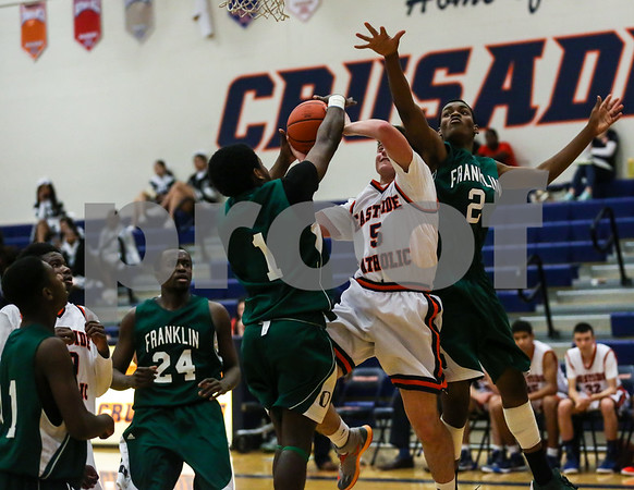 Franklin @ Eastside Catholic Basketball
