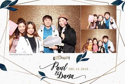 Dana & Paul's Wedding