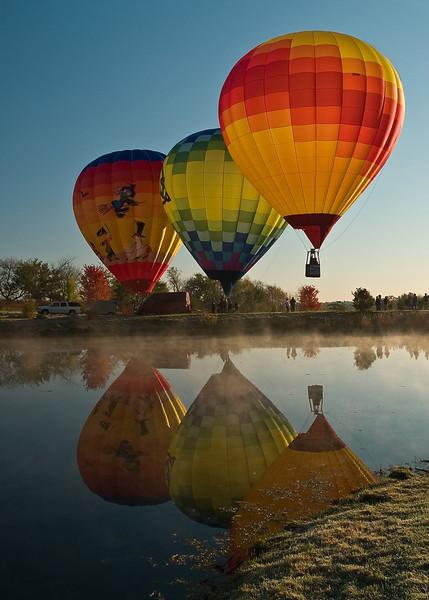 Hot Air Balloons - Galena, IL