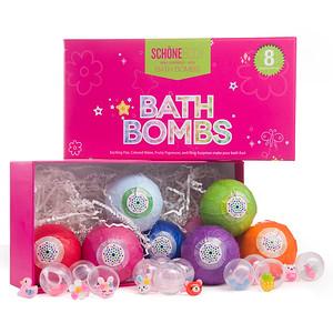 Schone body -Bath bombs