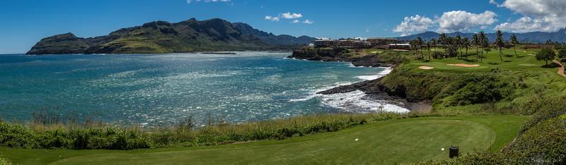 Ocean Course at Hokuala, Kauai